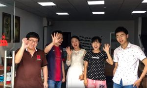 Day at the Dongguan office | We R Asia