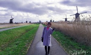 hinese collega Vanessa in Nederland | We R Asia