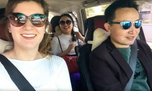 Anna met onze collega's China | We R Asia