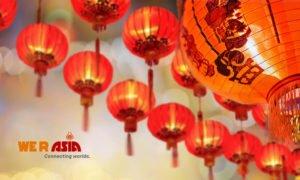 Chinees nieuwjaar | We R Asia