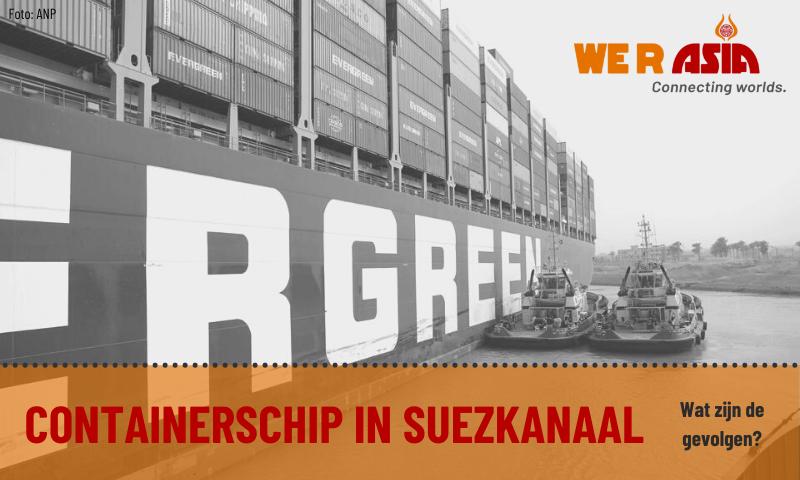 Suezkanaal | We R Asia