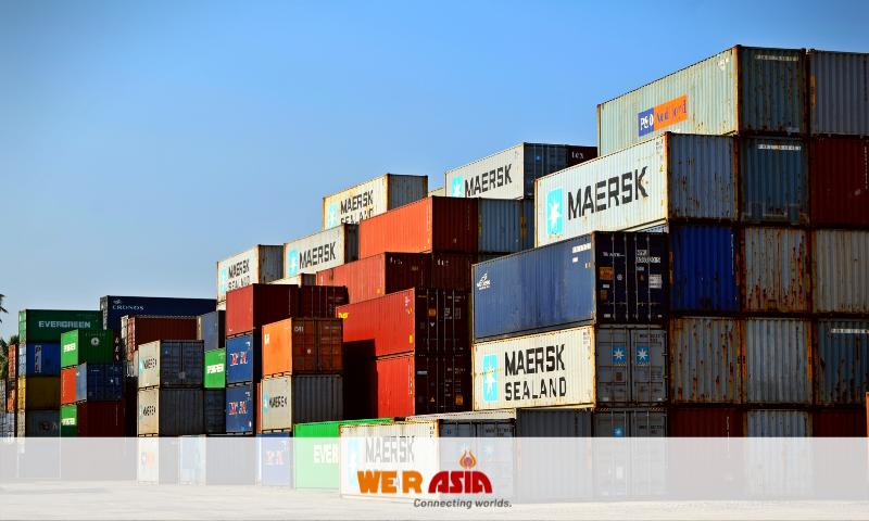 Stijgende containertarieven | We R Asia